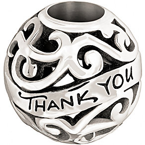 Chamilia Thank You Sterling Silver Bead - Product number 1987208