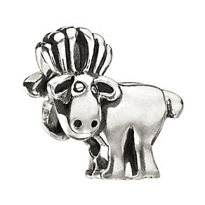 Chamilia Sterling Silver Moose Bead - Product number 1988069