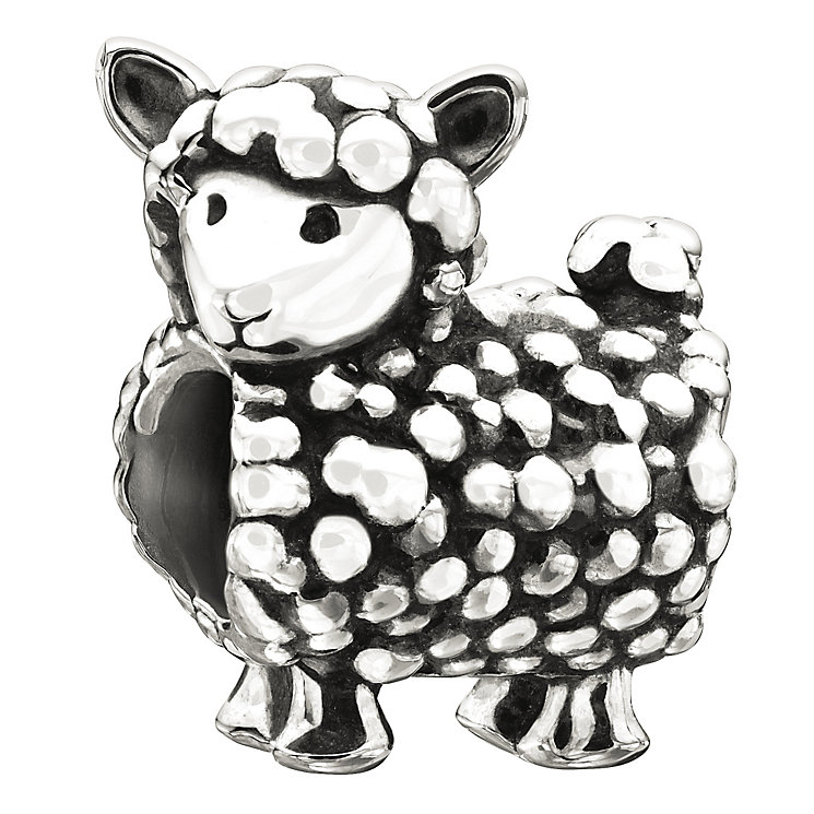 Chamilia Sterling Silver Lamb Bead - Product number 1988662