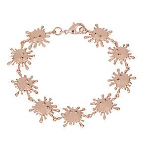 Henry Holland Rose Gold-Plated Splat Bracelet - Product number 1989545