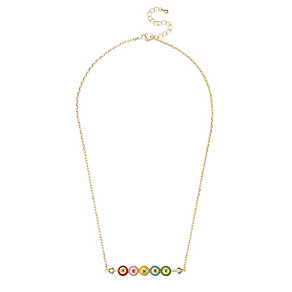 Henry Holland Gold-Plated Henry Bingo Ball Necklace - Product number 1989707