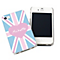Personalised Pink iPhone Case - Union Jack Design - Product number 1997327