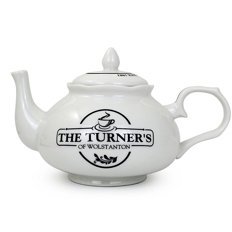 Personalised 'Full of Love' Teapot - Product number 1998552