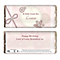Personalised Chocolate Bar - Lace & Flowers Design - Product number 1999206
