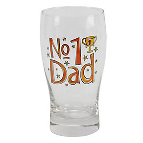 No. 1 Dad Pint Glass - Product number 1999516