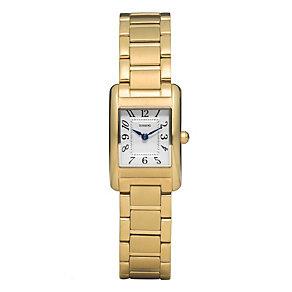 Coach Lexington ladies' gold-plated bracelet watch - Product number 2000857