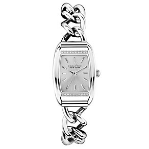 Caravelle New York Ladies' Stainless Steel Bracelet Watch - Product number 2001179