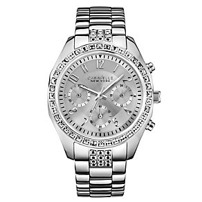 Caravelle New York Ladies' Stainless Steel Bracelet Watch - Product number 2001519