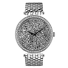 Caravelle New York Ladies' Stainless Steel Bracelet Watch - Product number 2001748