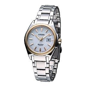 Citizen Eco-Drive Ladies' Titanium Bracelet Watch - Product number 2005743
