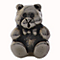 Charmed Memories Sterling Silver Teddy Bear Bead - Product number 2011794