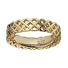 Gucci Diamantissima 18ct gold ring - size 13 - Product number 2016044