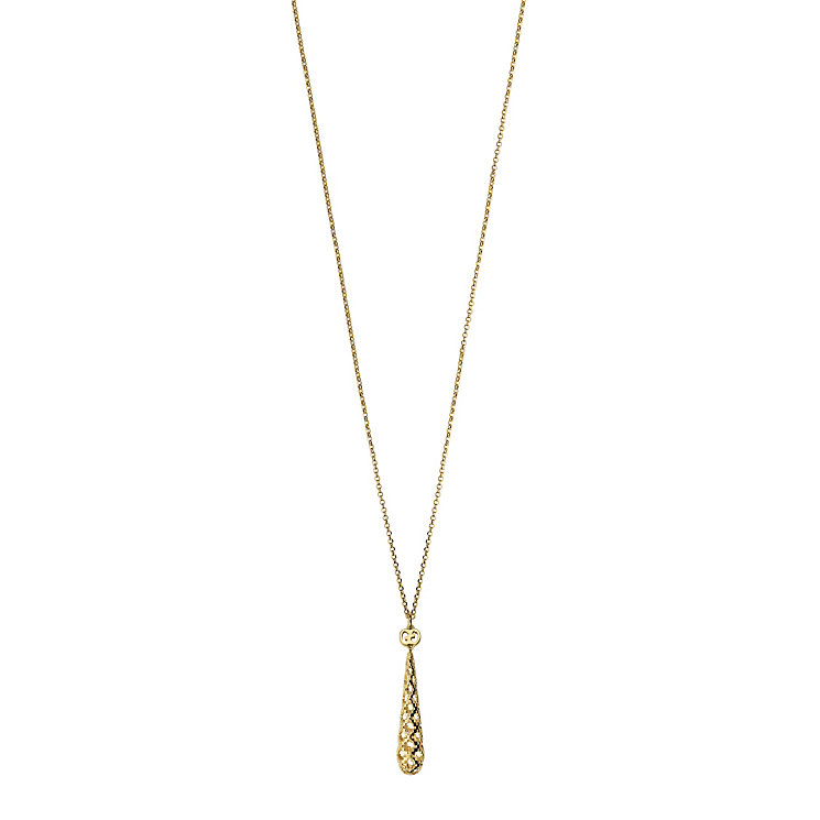 Gucci Diamantissima 18ct gold necklace - Product number 2016052