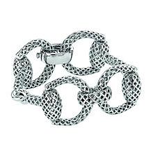 Gucci Horsebit sterling silver bracelet - Product number 2016133