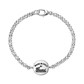 Gucci Craft sterling silver bracelet - Product number 2016338