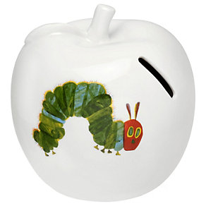 The Very Hungry Caterpillar Apple Money Box - Product number 2019027
