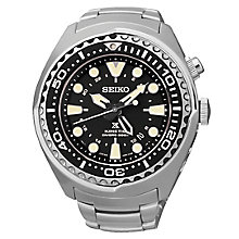 Seiko Prospex Kinetic men's stainless steel bracelet watch - Product number 2019035
