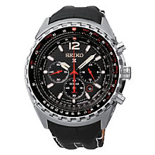 Seiko Prospex men's chronograph strap watch - Product number 2019078
