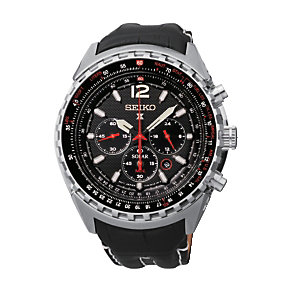 Seiko men's chronograph strap watch - Product number 2019078