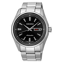 Seiko men's stainless steel bracelet watch - Product number 2019108