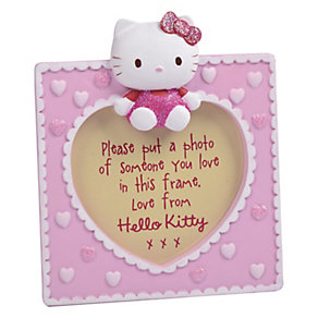 Hello Kitty Single Photo Frame - Product number 2019647