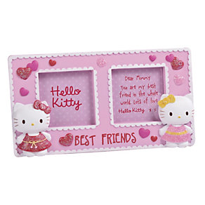 Hello Kitty 'Best Friends' Double Photo Frame - Product number 2019760
