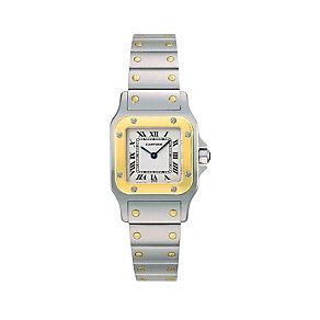 Cartier Santos de Cartier Galbee ladies' bracelet watch - Product number 2020394