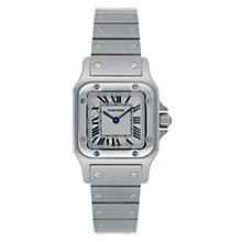 Cartier Santos de Cartier Galbee ladies' bracelet watch - Product number 2020408
