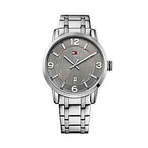 Tommy Hilfiger Men's Stainless Steel Bracelet Watch - Product number 2023679
