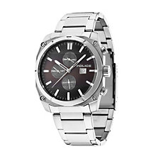 Police Men's Chronograph Stainless Steel Bracelet Watch - Product number 2023687