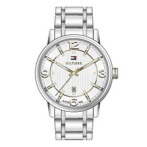 Tommy Hilfiger Men's Stainless Steel Bracelet Watch - Product number 2023849
