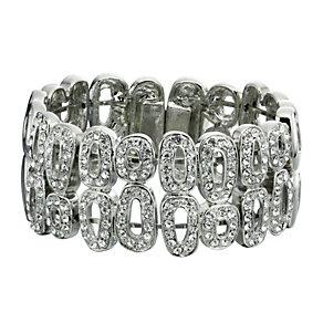 Fiorelli Elasticated Stone Set Bracelet - Product number 2024853