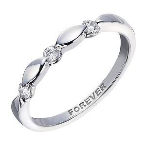 H Samuel Forever Diamond Ring