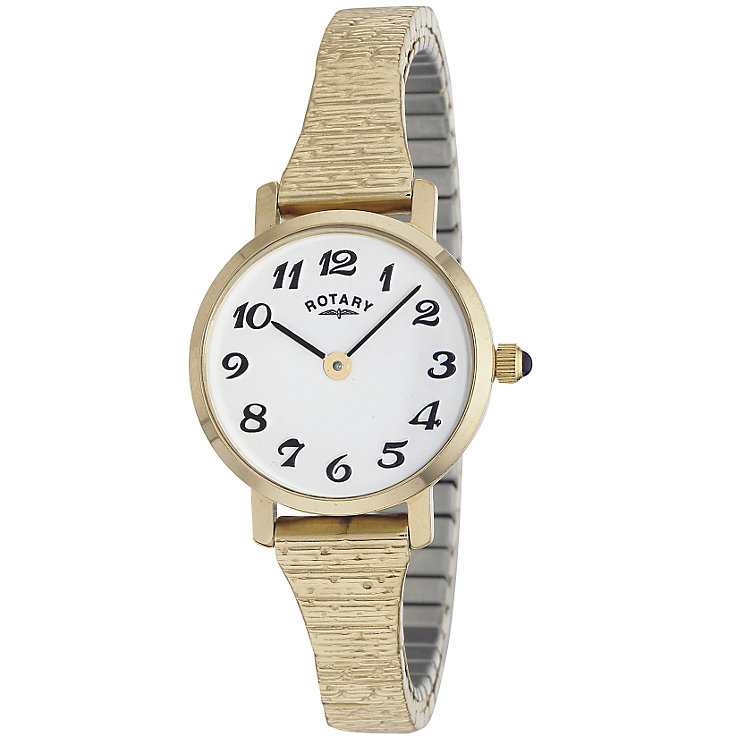 Rotary ladies' gold-plated bangle watch - Product number 2042355