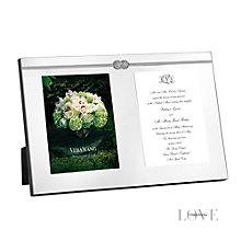 Wedgwood Vera Wang Infinity double photo frame - Product number 2046261