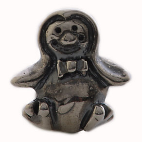 Charmed Memories Sterling Silver Penguin Bead - Product number 2048825