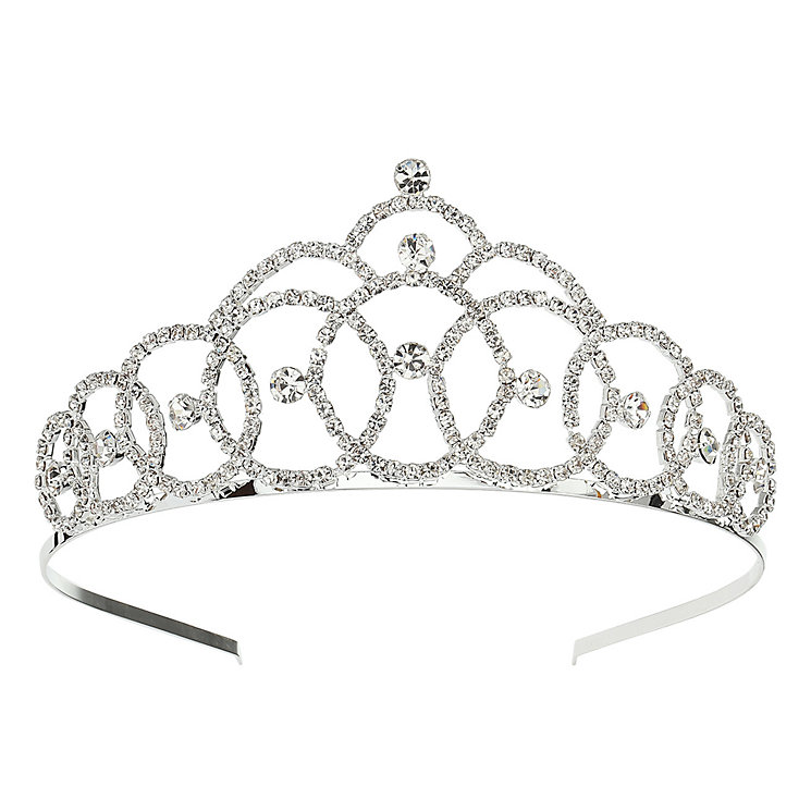 Mikey Bridal Large Crystal Tiara - Product number 2049775