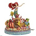 Disney Traditions Under The Sea Musical Figurine - Product number 2049880