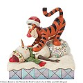 Disney Traditions Tigger With Snowman - Product number 2049899