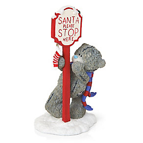 Me To You Santa Please Stop Here - Product number 2049996