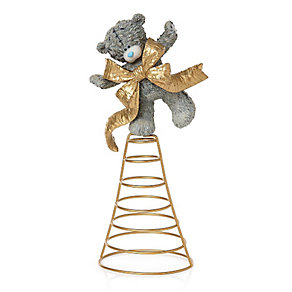 Me To You Bow Wrapped Tree Topper - Product number 2050072