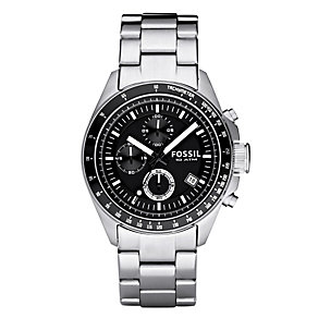 Fossil Decker men's stainless steel bracelet watch - Product number 2051028