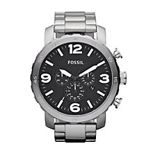 Fossil Nate men's stainless steel bracelet watch - Product number 2051133