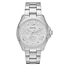 Fossil Cecile ladies' stainless steel bracelet watch - Product number 2051370