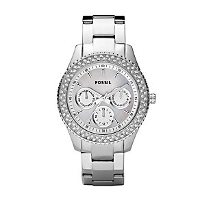 Fossil Stella ladies' stainless steel bracelet watch - Product number 2051559