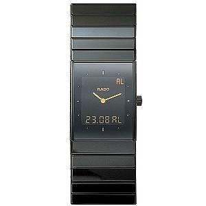 Rado Ceramica men's ceramic bracelet watch - L - Product number 2062828