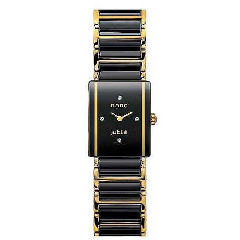 Rado Integral Jubile ladies' bracelet watch