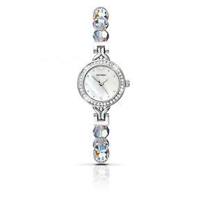 Sekonda Crystalla Ladies' Stone Set Bracelet Watch - Product number 2064022