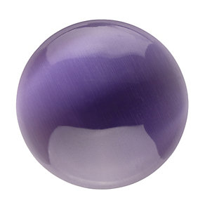 Lucet Mundi Purple Haze catseye coin - large - Product number 2064111