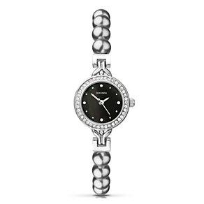 Sekonda Crystalla Chrome Colour Pearl Bracelet Watch - Product number 2064464